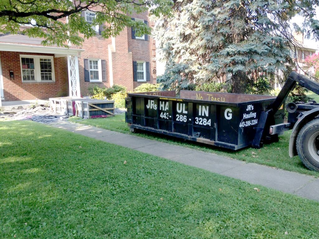 Residential Dumpster Rental Near Me