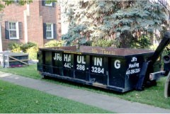 Kingsville Dumpster Rental, Junk Removal Harford County