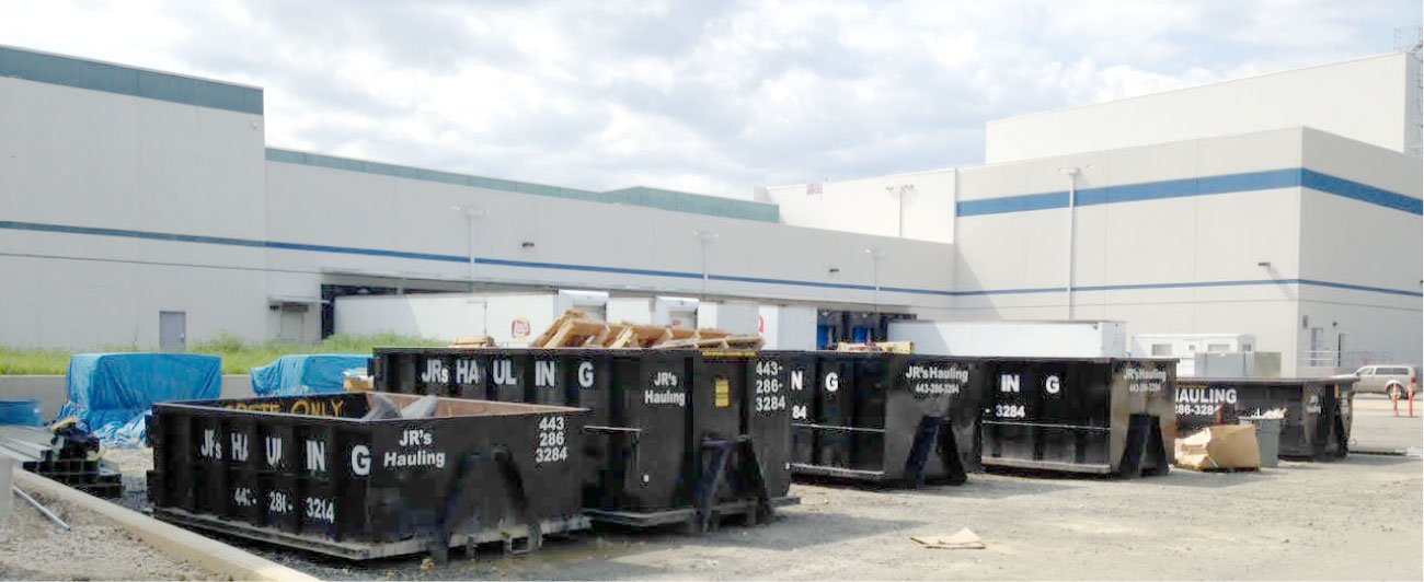 Dumpster Rental Harford County Baltimore County